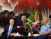 الصين: اجتماع وزير الدفاع مع نظيره الأمريكي كان بناء