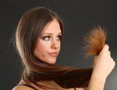 علاج تقصف الشعر بـ 8 خطوات اعرفيها وطبقيها