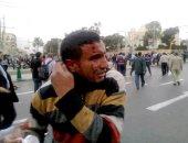 فيديو.. أول ضحية تعذيب لرفض حكم الإخوان لليوم السابع: أصابونى بعاهة مستديمة