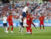 كأس العالم 2018.. بلجيكا الأكثر خطورة على مرمى الإنجليز بعد مرور 25 دقيقة