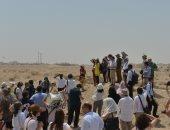 لجنة اليونسكو لـ التراث العالمى تزور مدافن دلمون الأثرية فى البحرين.. صور