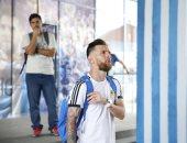 أخبار ميسي اليوم عن مشاركته دوليًا مع الأرجنتين يومى 7 و 11 سبتمبر