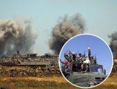 س وج.. ما هو التسلسل الزمنى للحملة العسكرية للجيش السورى على درعا؟