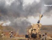 تعزيزات عسكرية سعودية تصل محافظة حجة اليمنية لمساندة الجيش اليمنى