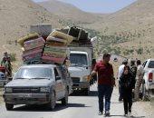 روسيا تعتزم إجلاء 1000 من منطقة خفض التصعيد بجنوب غرب سوريا