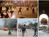 حرب مصر ضد الإرهاب.. فيلم تسجيلى يعرض الأعمال الإرهابية لهدم الدولة