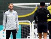 صور.. منتخب إنجلترا يواصل الاستعداد لمواجهة كولومبيا