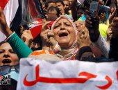 فيديو.. ستات مصر دايما فى ضهرها.. 4 مشاهد لمشاركة المرأة المصرية فى ثورة 30 يونيو