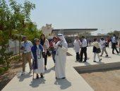 اليونسكو تزور مسجد الخميس أقدم المواقع الأثرية الإسلامية فى البحرين.. صور