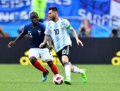 كأس العالم 2018.. فرنسا 1 - 1 الأرجنتين فى شوط أول مثير