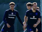 كأس العالم 2018.. إنجلترا تستعيد ديلى ألى أمام كولومبيا