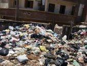 شكوى من انتشار القمامة بشوارع مدينة الزقازيق