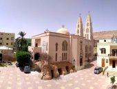 اليوم.. افتتاح مغارة ومزار العائلة المقدسة بدير درنكة فى أسيوط