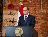 """كاتب لبنانى: """"السيسى"""" يدافع عن الدولة الوطنية القائمة على المواطنة والمساواة"""