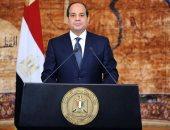 السيسي يجرى اتصالاً برئيس جنوب السودان.. ويؤكد حرص مصر على دعم جوبا