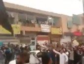"""فيديو.. """"خُرمشهر"""" مدينة إيرانية انتفض سكانها بسبب تلوث المياه"""