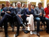 زعيم حزب الجمهوريين الفرنسى يتقدم باستقالته من رئاسة الحزب