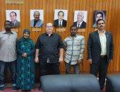 بروتوكول تعاون بين اللجنة البارالمبية المصرية والسودانية.. صور
