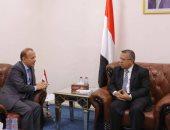 """رئيس الوزراء اليمنى يؤكد ضرورة بذل الجهود لاستكمال تحرير """"تعز"""""""
