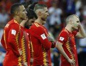 تعرف على تعليقات مشاهير السوشيال بعد خسارة منتخب إسبانيا أمام روسيا