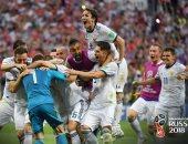 حصاد اليوم الثامن عشر بكأس العالم روسيا 2018