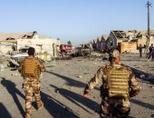 العراق: مقتل 6 إرهابيين من داعش وضبط صواريخ فى الموصل