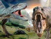 اكتشاف آثار أقدام ديناصورات عمرها 80 مليون عام جنوب شرقى الصين