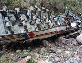شرطة المدينة المنورة : وفاة 35 مقيما وإصابة 4 آخرين إثر حادث اصطدام