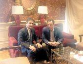 """سكوت سترازيك الرئيس التنفيذى لشركة """"جنرال إليكتريك"""" لخدمات الطاقة لـ""""اليوم السابع"""": خطة مصر لتنويع مصادر الطاقة ستحقق لها التوازن المطلوب وخفض التكلفة.. توربينات الغاز والبخار تولد 15.5 جيجاوات من الكهرباء بمصر"""