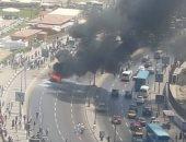 مقتل وإصابة 54 شخصا جراء تصادم حافلتى ركاب غرب باكستان