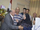 تعيين لطفى عبد السميع مديرا عاما لمستشفى كفر الشيخ العام