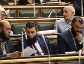 البرلمان يبدأ فى مناقشة قانون تنظيم المناقصات والمزايدات - صور
