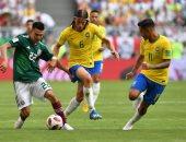 """البرازيل تواجه السعودية بالقوة الضاربة فى بروفة الـ """"سوبر كلاسيكو"""""""