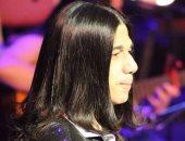 العازفة لجين حمدى: فخورة بأننى إحدى طالبات عازف الجيتار العالمى عماد حمدى