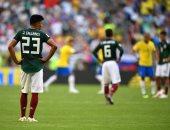 كأس العالم 2018.. المكسيك تفشل فى تخطى دور الـ 16 للمرة السابعة على التوالى