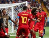 صور.. كأس العالم 2018.. ريمونتادا بلجيكا تنهى مغامرة اليابان وتصطدم بالبرازيل