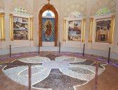 صور.. كل ما تريد معرفته عن مغارة العائلة المقدسة بعد افتتاحها بدير درنكة بأسيوط