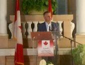 صور.. السفارة الكندية تحتفل بالعيد الوطنى الـ151