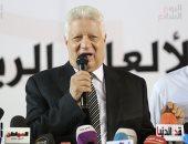 """مرتضى منصور: عرض من الوحدة لضم طارق حامد.. وكاسونوجو """"مستمر"""""""