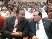 رئيس جامعة طنطا يشارك بفعاليات مؤتمر مصر للتميز الحكومى بالقاهرة