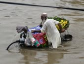 ارتفاع حصيلة ضحايا سوء الأحوال الجوية فى باكستان لـ 83 شخصا