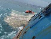 غرق عبارة على متنها 700 شخص فى نهر الكونجو