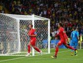 ملخص وأهداف مباراة إنجلترا ضد كولومبيا فى كأس العالم 2018