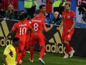 """إنجلترا تخطف بطاقة التأهل الأخيرة لربع نهائى كأس العالم 2018 وتصطدم بمواجهة السويد.. """"الأسود الثلاثة"""" تتخطى كولومبيا بعد مواجهة مثيرة وتفك نحس ركلات الترجيح .. وهارى كين يتربع على صدارة الهدافين"""