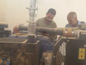 صور.. صحة جنوب سيناء تتخلص من 34020 كيلو نفايات خطرة على مستوى المحافظة