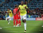 كولومبيا ضد إنجلترا.. التعادل 1/1 يخيم على الشوط الإضافى الأول