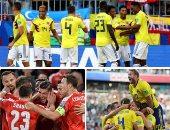 """إنجلترا تصارع كولومبيا على تذكرة الصعود لربع نهائى كأس العالم.. هارى كين يقود أحلام الإنجليز.. وفالكاو سلاح الـ""""كافيتيروس"""" لتحقيق انتصار للتاريخ.. ومباراة الحلم بين سويسرا والسويد بحثا عن مواصلة المفاجآت"""