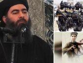 فرار عدد من معتقلى داعش من سجن فى الحسكة شمال شرق سوريا