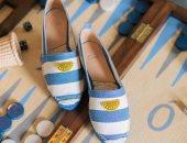 من السادة للمنقوش.. 8 أشكال لأحذية الصيف خليها فى دولابك السنادى
