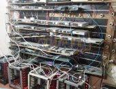 إخلاء سبيل شخص أنشأ شبكة دش لتوزيع القنوات الفضائية المشفرة فى البساتين